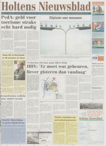 Holtens Nieuwsblad 2004-11-11