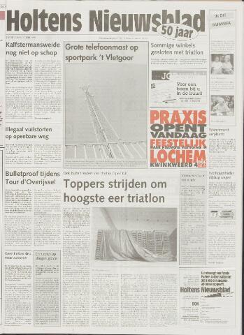 Holtens Nieuwsblad 1999-07-15