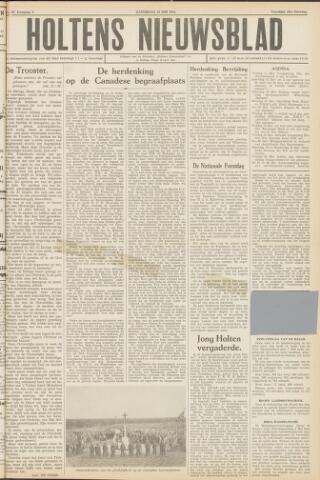 Holtens Nieuwsblad 1951-05-12