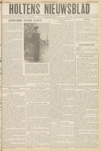 Holtens Nieuwsblad 1951-01-20