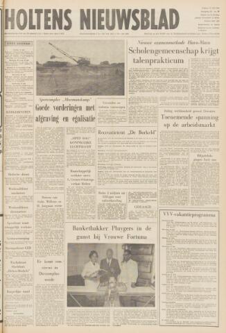 Holtens Nieuwsblad 1970-07-17