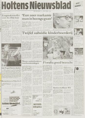 Holtens Nieuwsblad 1997-10-02