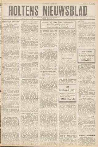 Holtens Nieuwsblad 1952-04-05