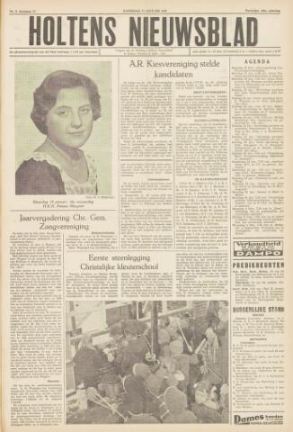 Holtens Nieuwsblad 1959-01-17
