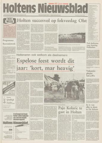 Holtens Nieuwsblad 1989-08-10