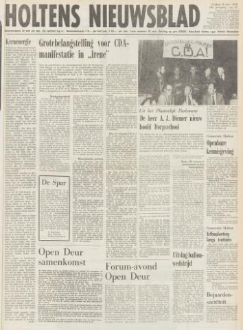 Holtens Nieuwsblad 1976-11-19