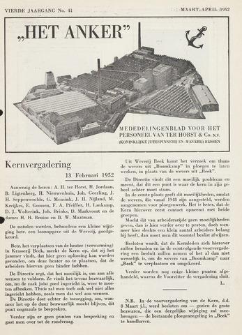 Het Anker 1952-03-01