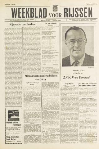 Weekblad voor Rijssen 1959-06-26