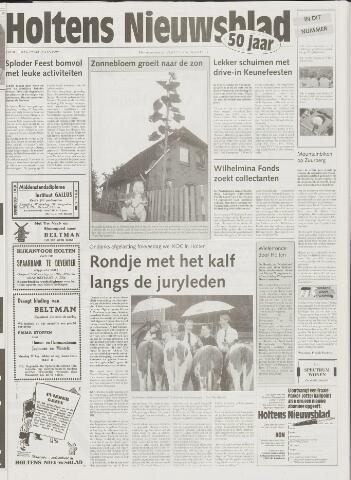 Holtens Nieuwsblad 1999-08-19