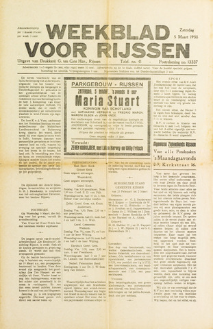 Weekblad voor Rijssen 1938-03-05