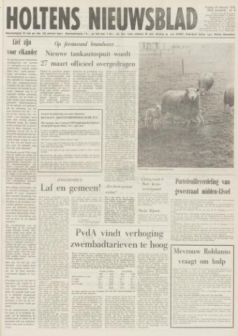 Holtens Nieuwsblad 1976-02-20