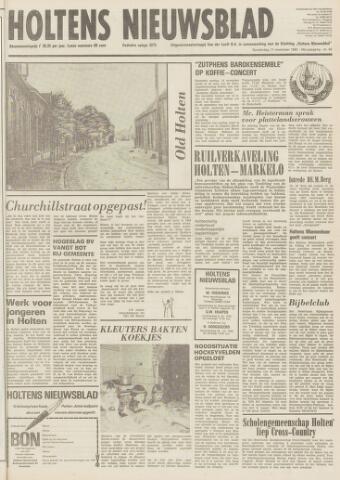 Holtens Nieuwsblad 1982-11-11