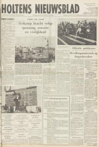 Holtens Nieuwsblad 1971-08-13