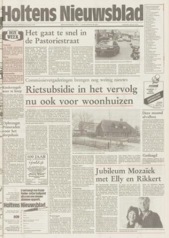 Holtens Nieuwsblad 1990-11-08