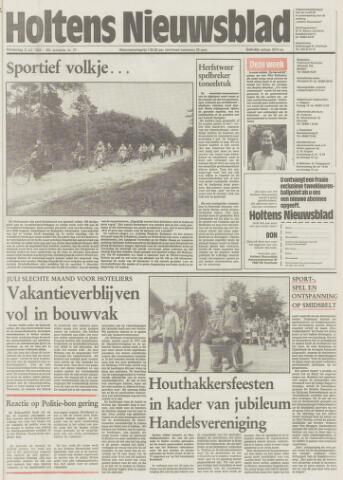 Holtens Nieuwsblad 1984-07-05
