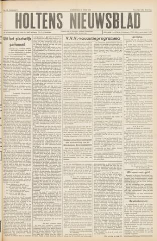 Holtens Nieuwsblad 1954-07-31