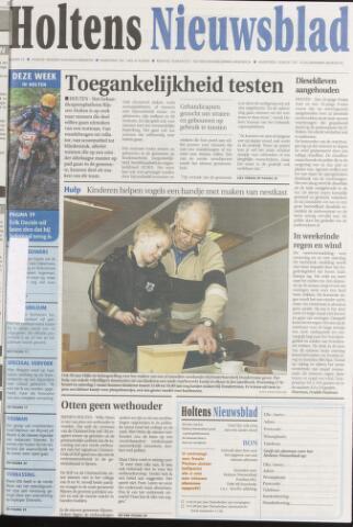 Holtens Nieuwsblad 2008-02-26