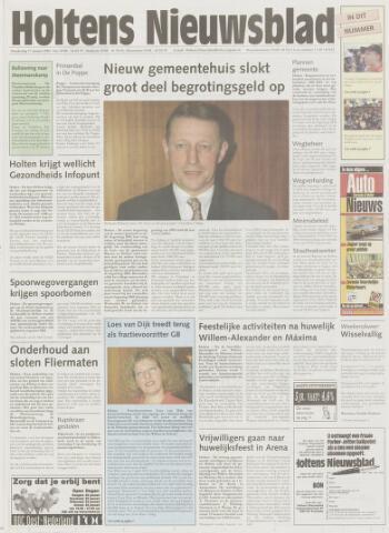 Holtens Nieuwsblad 2002-01-17