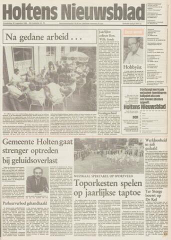 Holtens Nieuwsblad 1984-08-23