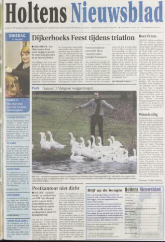 Holtens Nieuwsblad 2008-03-11
