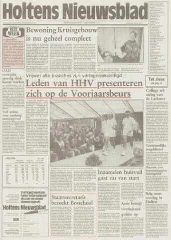 Holtens Nieuwsblad 1991-03-07