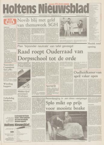 Holtens Nieuwsblad 1989-03-02