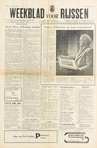 Weekblad voor Rijssen 1962-11-30