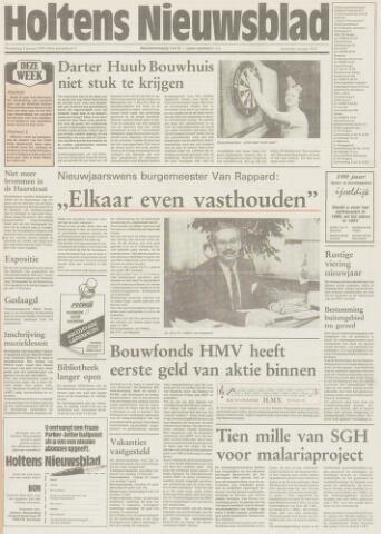 Holtens Nieuwsblad 1991-01-03