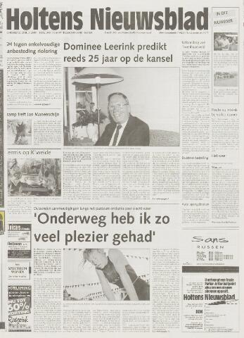 Holtens Nieuwsblad 2000-07-20