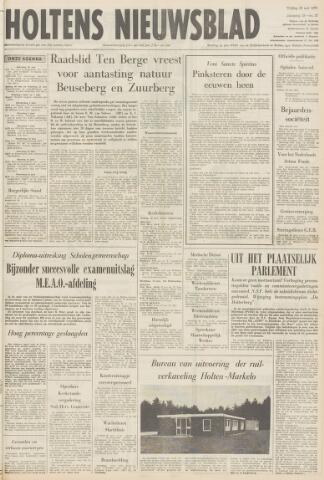 Holtens Nieuwsblad 1971-05-28