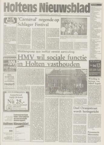 Holtens Nieuwsblad 1994-02-03
