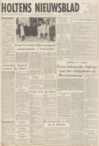 Holtens Nieuwsblad 1971-07-09