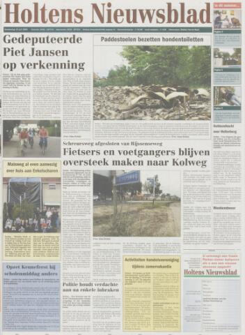 Holtens Nieuwsblad 2004-07-15