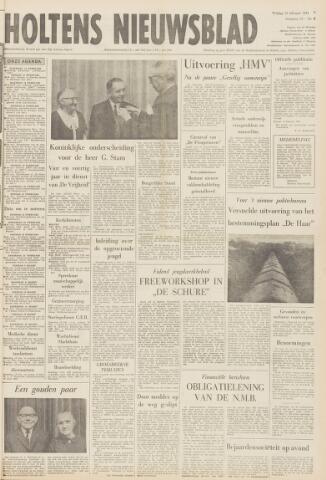 Holtens Nieuwsblad 1971-02-12