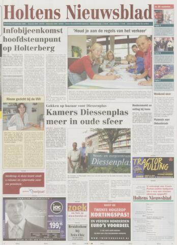 Holtens Nieuwsblad 2005-09-29