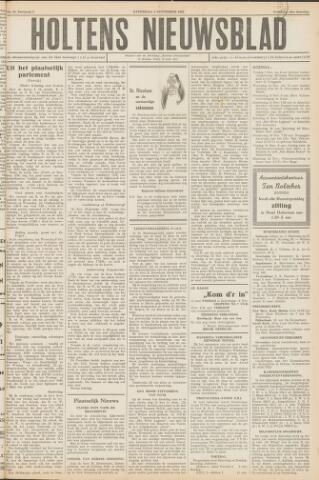 Holtens Nieuwsblad 1952-11-08