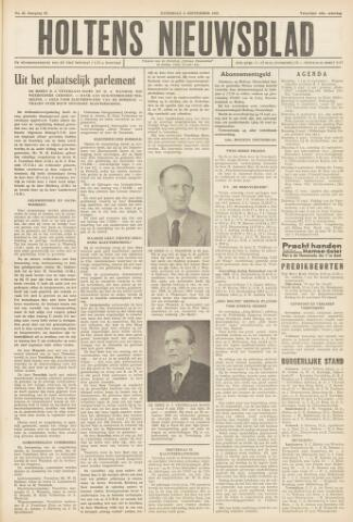 Holtens Nieuwsblad 1958-09-06