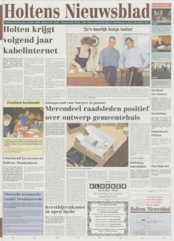 Holtens Nieuwsblad 2003-12-18