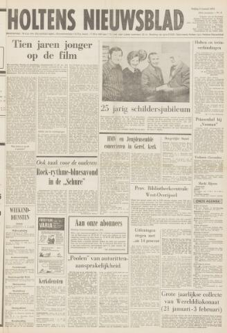 Holtens Nieuwsblad 1974-01-11