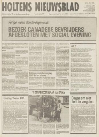 Holtens Nieuwsblad 1980-05-16