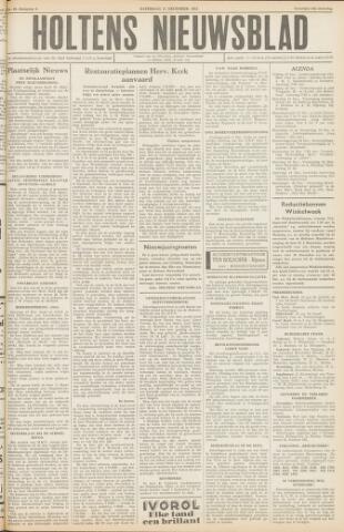 Holtens Nieuwsblad 1954-12-11