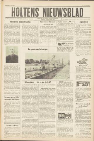 Holtens Nieuwsblad 1964-06-06