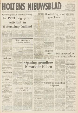 Holtens Nieuwsblad 1974-05-10
