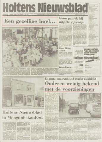 Holtens Nieuwsblad 1986-10-02