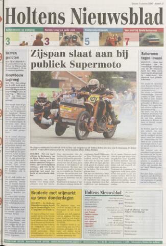 Holtens Nieuwsblad 2006-08-01