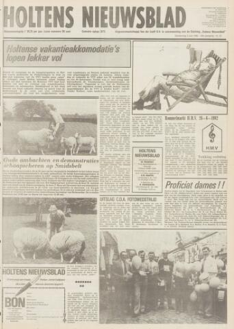 Holtens Nieuwsblad 1982-06-03