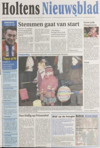 Holtens Nieuwsblad 2009-02-03