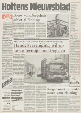 Holtens Nieuwsblad 1988-10-20