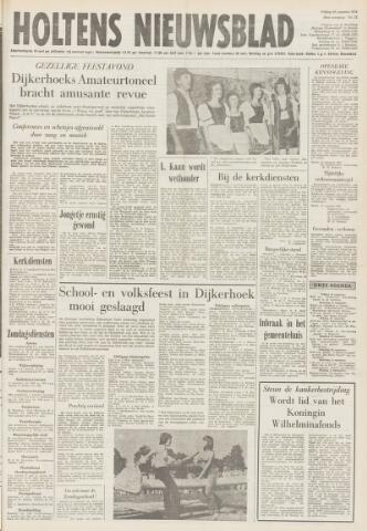 Holtens Nieuwsblad 1974-08-16
