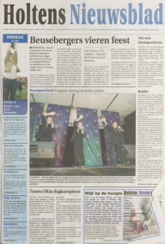 Holtens Nieuwsblad 2009-05-26
